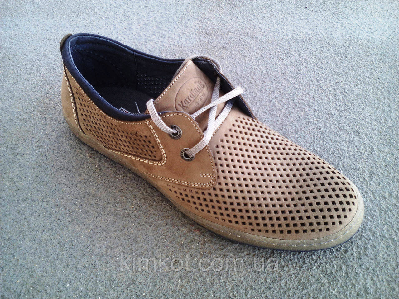 d79e07245 Туфли мужские кожаные летние KARDINAL 40 -45 р-р - Интернет-Магазин