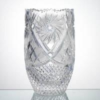 Ваза из хрусталя для цветов Артикул:3918.04
