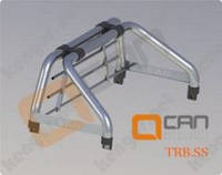 "Дуга в кузов Nissan Navara ""Roll Bar"""