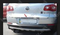 Хром накладка нижней кромки багажника Volkswagen Tiguan
