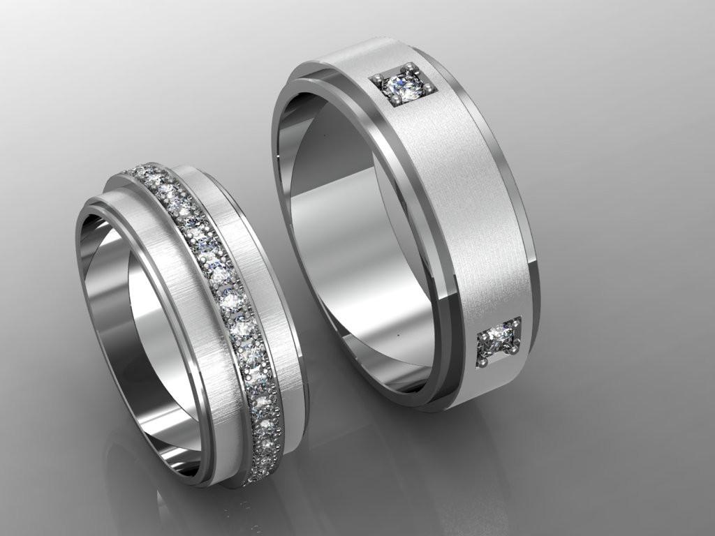 Обручальные кольца. 3