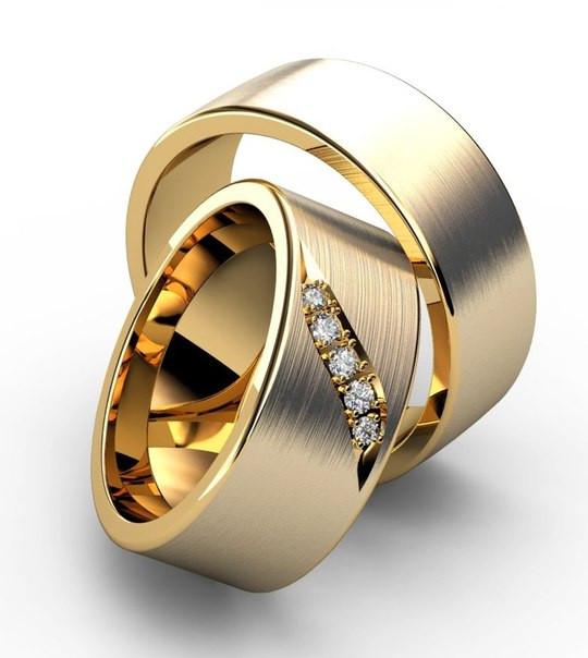 Обручальные кольца. 4