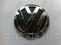 Значок на заднюю дверь на Volkswagen Caddy