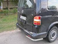 Защита задняя Volkswagen Transporter, углы