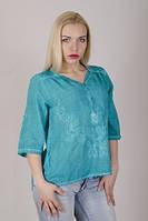 Просторная летняя блуза, фото 1