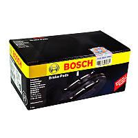 Колодки тормозные задние Chevrolet Aveo(T200,250)(2002-2010) Bosch 0986487714