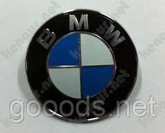 Передняя эмблема на капот BMW E39