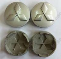 Заглушки на диски Mitsubishi Lancer
