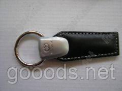 Брелок для ключей авто кожаный Toyota