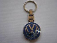 """Брелок на ключи для авто """"серьга"""" Volkswagen"""
