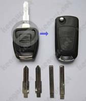 Корпус ключа Opel (1507)