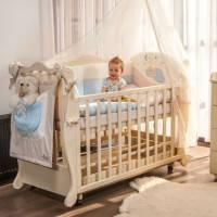 Детская мебель и постельное