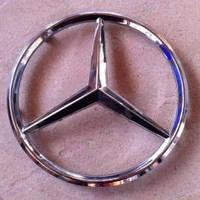 """Эмблема передняя """"Mercedes"""" Mercedes Sprinter W906"""