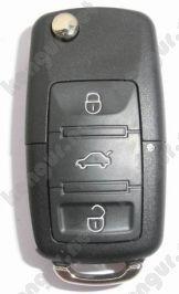 Корпус ключа Volkswagen Transporter T5 (1302)
