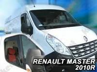 Дефлекторы боковых окон Renault Master