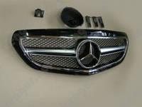 Тюнинг решетки радиатора Mercedes-Benz E-Class
