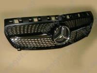 Тюнинг решетки радиатора Mercedes-Benz A-Class