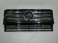 Тюнинг решетки радиатора Mercedes-Benz G-Class