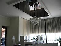 Темные натяжные потолки Киев 099-55-300-56
