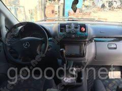 Накладка на приборную панель Mercedes-Benz Vito