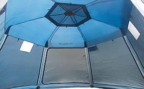 Тент Mimir Outdoor 2013W шестиугольный сетка + шторы, фото 2