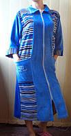 Велюровый халат 113, фото 1