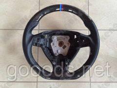 Руль BMW F10 карбоновый