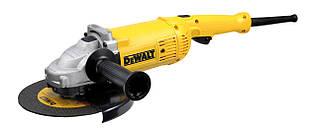 Углошлифовальная машина DeWalt DWE492