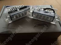 Подсветка номера LED Mercedes G-class W463