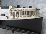 Панель приборов 284107C014 б/у на Nissan Vanette C23 1991-2001 год, фото 4