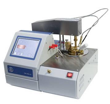 ТВЗ-ЛАБ-12 Автоматический аппарат для определения температуры вспышки в закрытом тигле, фото 2
