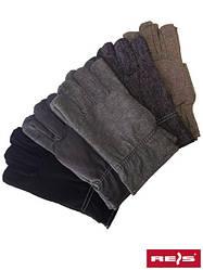 Защитные тиковые перчатки утепленные RDO MIX