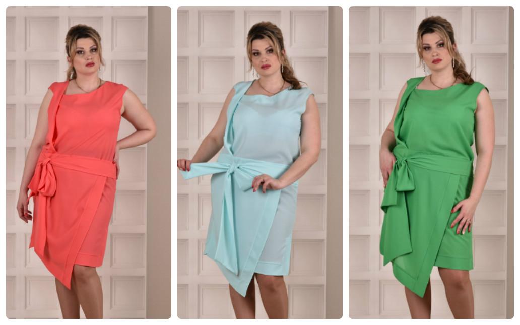 db5f9c10c6a Платье шифоновое размер 62-74 - TIASS - женская одежда обувь от фабрик  Украины.