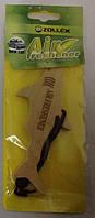Освіжувач повітря деревяна акула