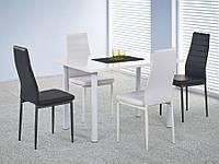 Стол обеденный деревянный ADONIS белый Halmar