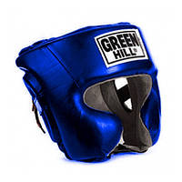 Шлем боксерский Green Hill ''SPARRING'' синий L