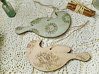 Птичка №1 заготовка для декупажа и декора