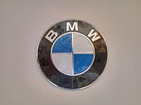 Эмблема передняя на капот BMW