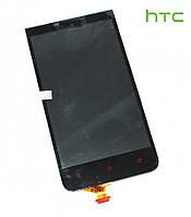 Дисплей + touchscreen (сенсор) для HTC 603e, черный, оригинал