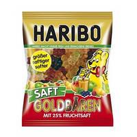 Желейные конфетки Haribo мишки фруктовые Германия 200г