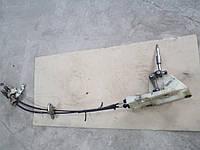 Кулиса и тросы переключения передач (КПП) для Mitsubishi Outlander 4WD, 2.0i, 2005 г.в. MN132220, MN132221
