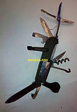 Нож складной туристический TS06 (многофункциональный), фото 2