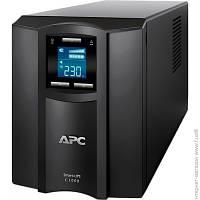 Источник Бесперебойного Питания APC 1000VA Smart-UPS C LCD (SMC1000I)