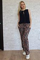 Женские модные штаны с карманами
