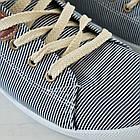 Кеды женские 36 размер маломерные Woman's heel темно-синие (О-714), фото 3