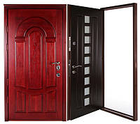"""Входная стальная дверь """"Элит"""" Двери ПЛАТИНУМ"""