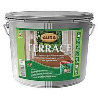 AURA Terrace пропитка с тунговым маслом для дерева 2,7л