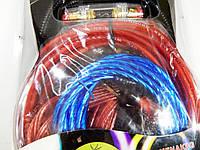 Набор проводов для усилителя / сабвуфера 1500 Вт Spider