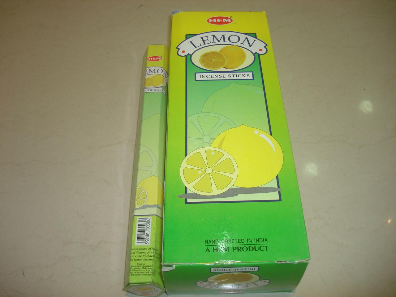 """Lemon  """"HEM"""""""