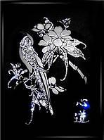 Алмазная картина Райская птичка 1